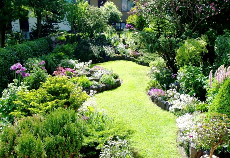 Интерьерный сад